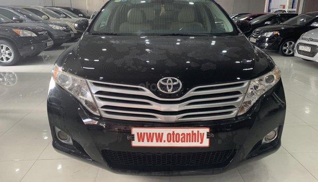 Cần bán Toyota Venza 2.7AT sản xuất năm 2009, màu đen, xe nhập