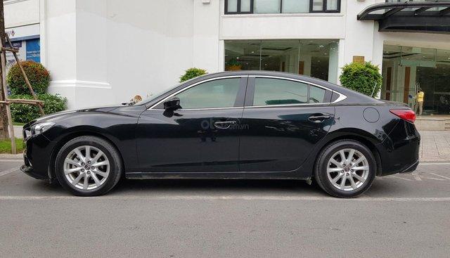 Bán Mazda 6 sản xuất năm 2016, màu đen