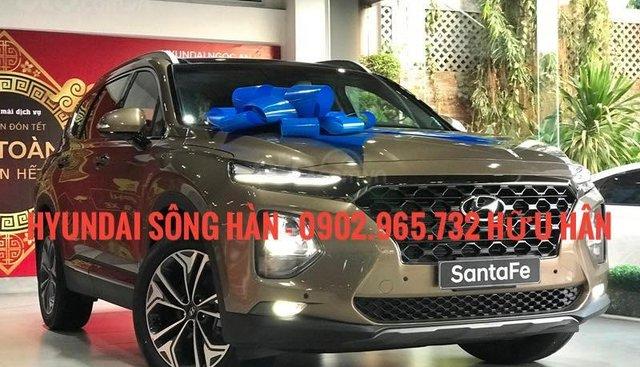 All New Santafe 2019 Đà Nẵng, 200tr giao xe ngay, LH: 0902.965.732 Hữu Hân