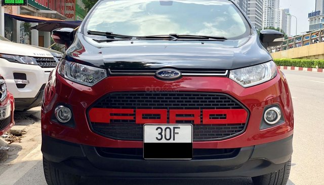 Bán Ford Ecosport Titanium sản xuất 2017