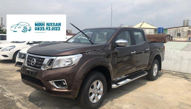 Bán Nissan Navara EL 2019 máy dầu, một cầu số tự động, màu nâu giao ngay, liên hệ ngay để được tặng bộ phụ kiện Pre