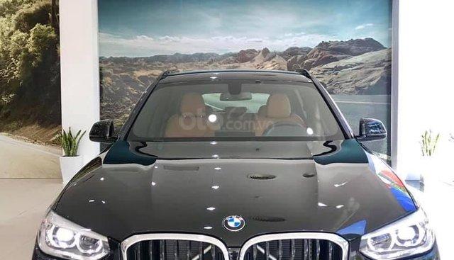 BMW X3 Sport sản xuất 2019, màu đen, xe nhập khẩu Châu Âu