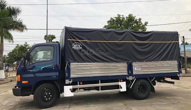 Bán xe Hyundai HD 110S năm 2019, màu xanh lam