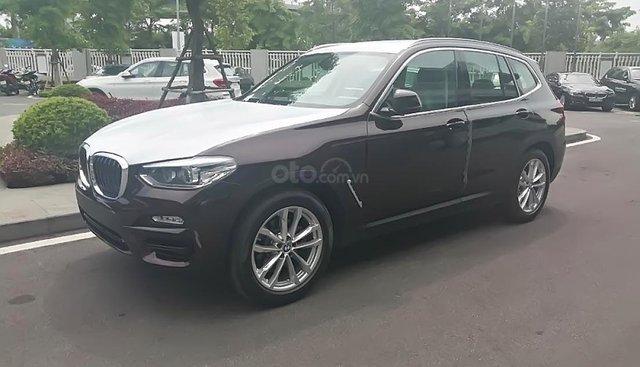 Cần bán xe BMW X3 xDrive20i sản xuất năm 2019, màu nâu, nhập khẩu nguyên chiếc