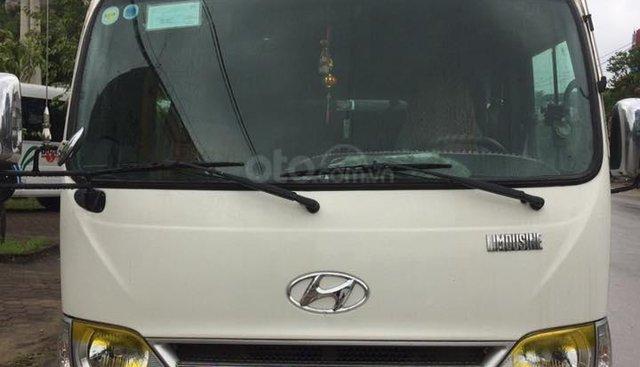 Cần bán xe Hyundai County G đời 2012, thân dài