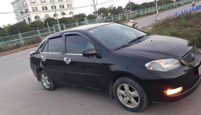 Bán Toyota Vios G năm 2006, màu đen, giá 188tr