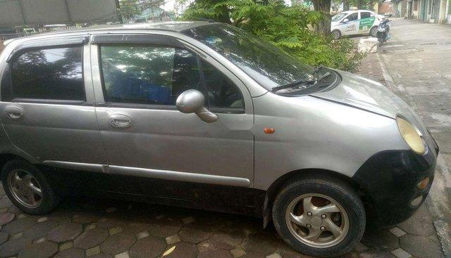 Bán Chery QQ3 đời 2009, màu bạc, nhập khẩu, xe sử dụng tốt