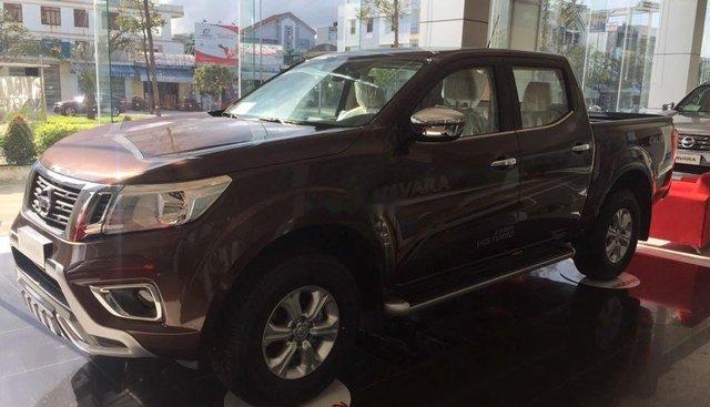 Bán Nissan Navara đời 2019, màu nâu, nhập khẩu, 634tr