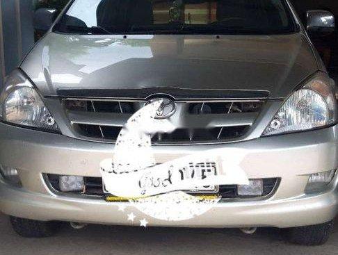 Gia đình cần bán xe Innova 2006, máy móc nguyên zin