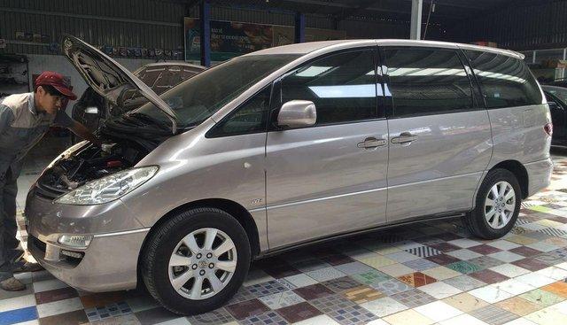Bán Toyota Previa 2.4 AT đời 2004, đẳng cấp Limosine, đại sứ quán nhập nguyên chiếc Nhật Bản