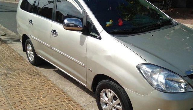 Bán xe Innova bản G đời 2008, xe gia đình sử dụng và bảo quản kĩ lưỡng
