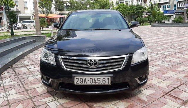 Bán ô tô Toyota Camry 2.4G sản xuất 2010, màu đen