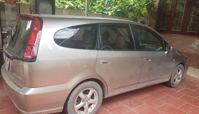 Cần bán xe Honda Stream sản xuất 2004, màu xám (ghi), nhập khẩu
