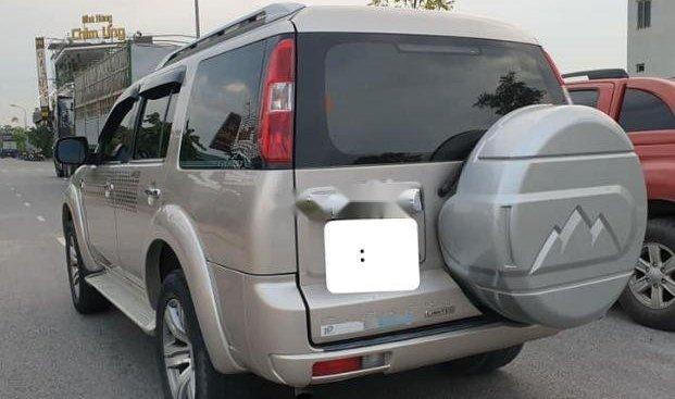 Cần bán gấp Ford Everest sản xuất 2011