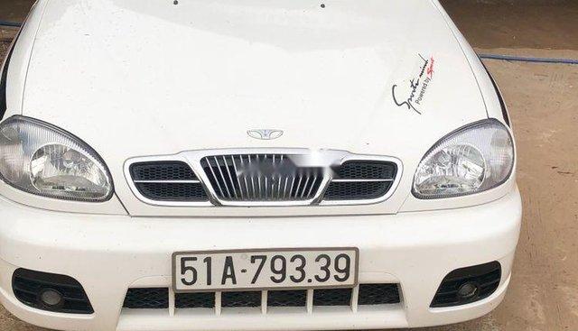 Cần bán lại xe Daewoo Lanos năm 2006, màu trắng