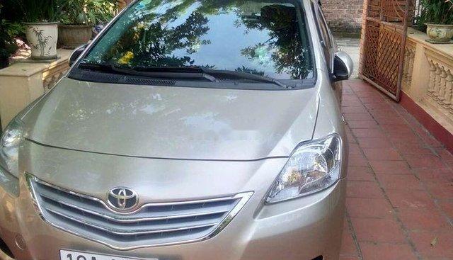 Cần bán gấp Toyota Vios MT đời 2013 chính chủ, 322 triệu