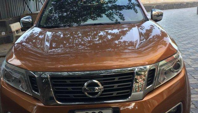 Cần bán Nissan Navara đời 2018, sử dụng kỹ còn rất mới