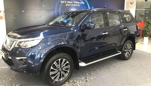 Bán Nissan X Terra 2018, màu xanh lam, nhập khẩu, giá 775tr