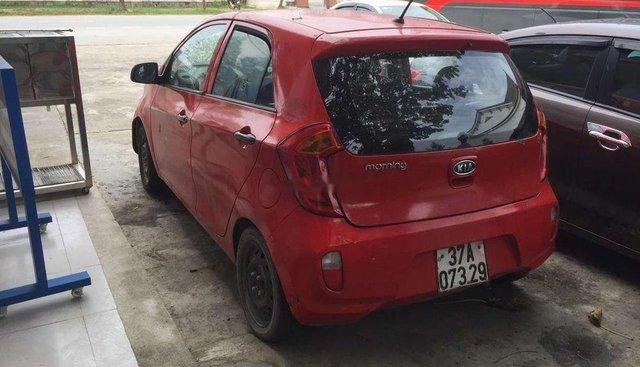 Cần bán xe Kia Morning năm 2012, giá cạnh tranh