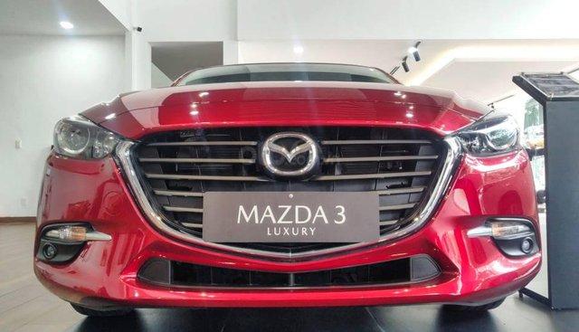 Mazda 3 - siêu khuyến mãi tháng 8