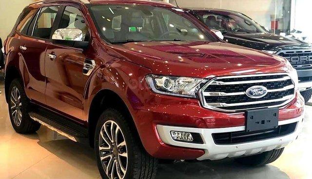 Ford Everest Titanium 4WD 2019 xe giao ngay, giá trên chưa phải giá cuối cùng, Mr Dũng - Ford An Lạc: 0917.882.991