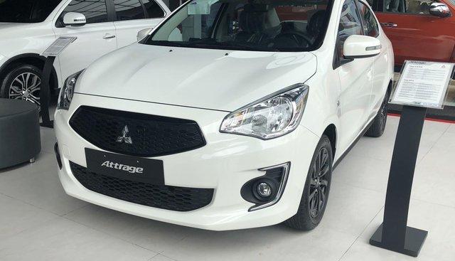 HOT, Mitsubishi Attrage đời 2019, số tự động bản full, nhập khẩu nguyên chiếc, tiết kiệm nhiên liệu, LH 0935.782.728