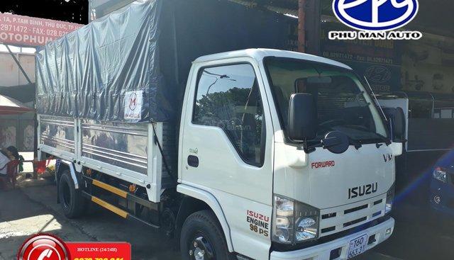 Bán xe tải Isuzu 3T49 thùng 4m4 đời 2019 nhập khẩu 3 cục