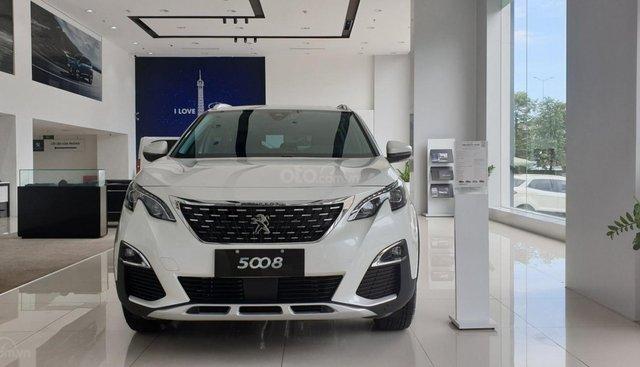 Hà Nội - Giá xe 5008 ưu đãi nhất - tặng bảo hiểm - tặng bảo hành chính hãng
