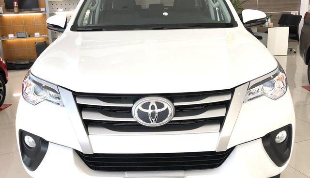 Bán Toyota Fortuner 2019 - đủ màu - giao ngay - giá hấp dẫn