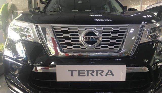 Bán ô tô Nissan Terra S năm sản xuất 2019, màu đen, xe nhập
