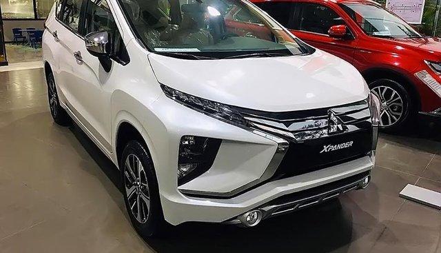 Bán xe Mitsubishi Xpander 1.5 MT sản xuất 2019, màu trắng, xe nhập