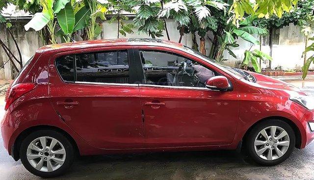 Bán Hyundai i20 sản xuất 2013, màu đỏ, nhập khẩu