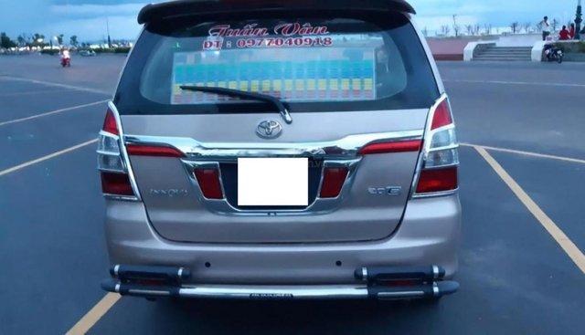 Cần bán gấp Toyota Innova 2.0MT 2008, giá 310tr