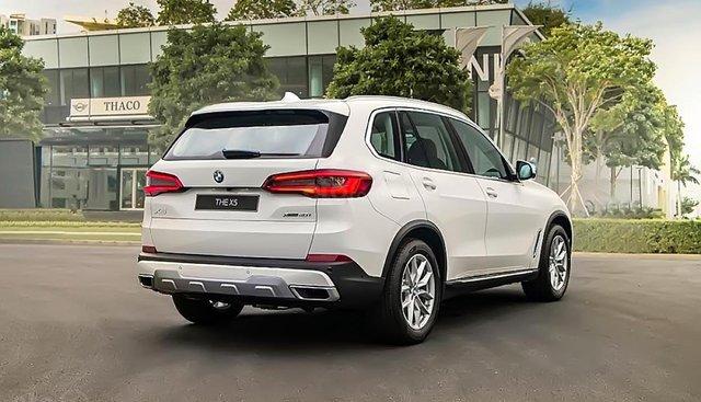 Bán ô tô BMW X5 xDrive40i G05 sản xuất năm 2019, màu trắng, xe nhập