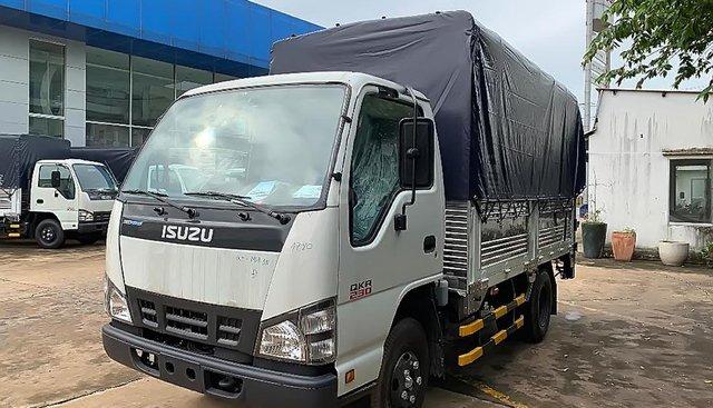 Bán ô tô Isuzu QKR đời 2019, màu trắng