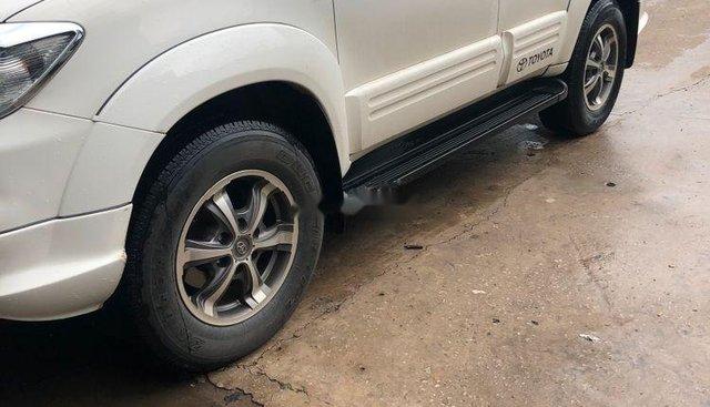 Cần bán Toyota Fortuner năm 2011, màu trắng chính chủ