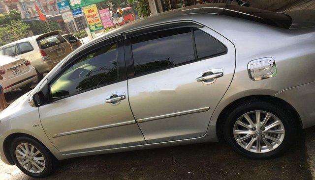 Cần bán lại xe Toyota Vios 2008, màu bạc, số sàn