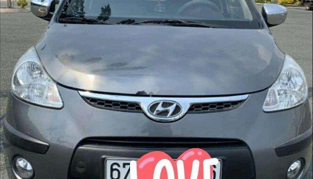 Bán Hyundai Grand i10 2009, màu xám, xe nhập, chính chủ