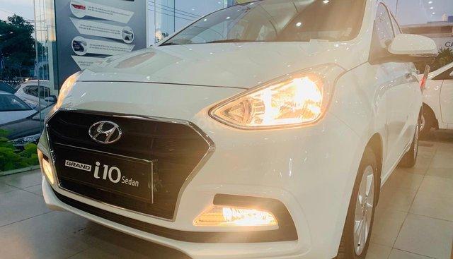 Hyundai Grand i10 Sedan giảm ngay 50tr - cam kết xe giao ngay đủ màu, LH 0934545215