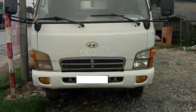 Bán Hyundai Mighty đời 2003, màu trắng, nhập khẩu nguyên chiếc