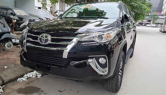 Cần bán xe Toyota Fortuner 2.4G 4x2 AT sản xuất năm 2019, màu đen
