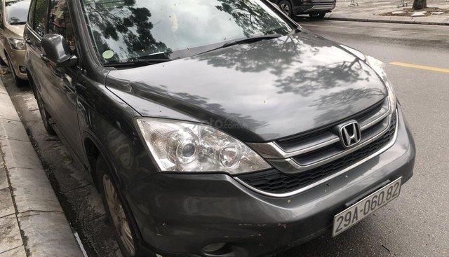 Bán ô tô Honda CR V sản xuất năm 2010, model 2011, màu xám (ghi), nhập khẩu Đài Loan