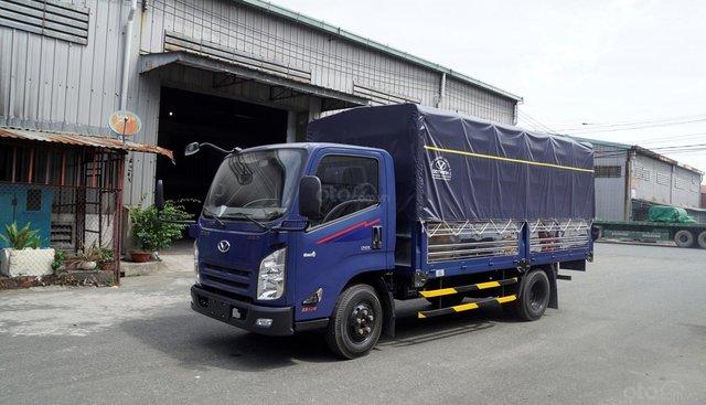 Bán ô tô Đô thành IZ65 năm sản xuất 2019, màu xanh lam, xe nhập
