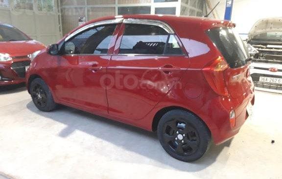Bán ô tô Kia Morning đời 2013, màu đỏ, giá 206tr