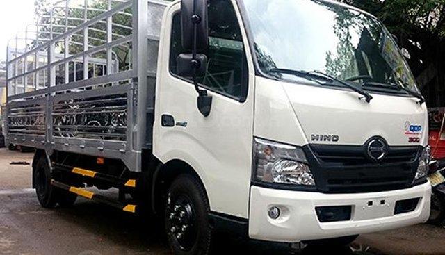 Bán xe tải Hino 5 tấn, thùng dài 5,6m
