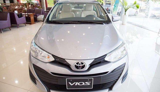 Cần bán Toyota Vios năm sản xuất 2019, màu bạc