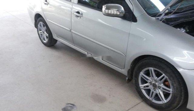 Bán ô tô Toyota Vios năm sản xuất 2007, màu bạc xe gia đình