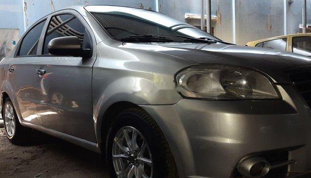 Bán Daewoo Gentra đời 2009, màu bạc, xe nhập chính chủ, giá 195tr