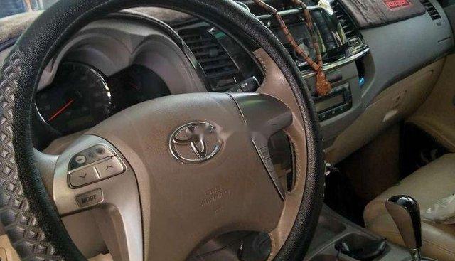 Chính chủ bán Toyota Fortuner đời 2012