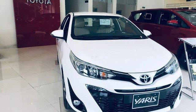 Bán Toyota Yaris mới 100% với thiết kế sang trọng, tiện nghi trên mọi cung đường